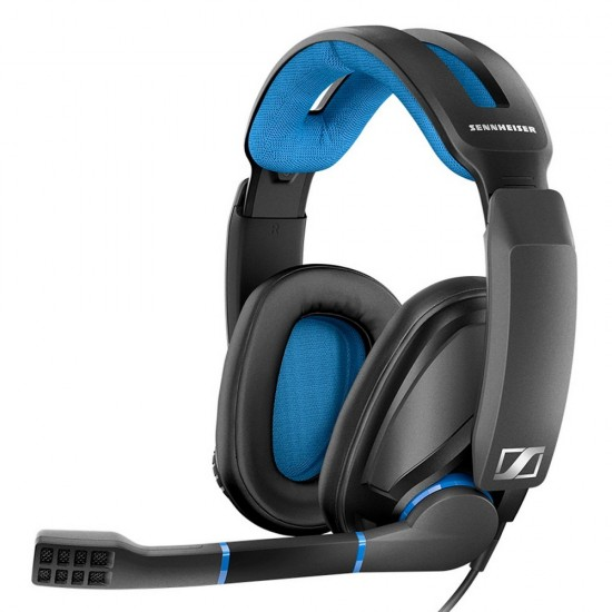 Sennheiser GSP 300 Gaming Headset With Mic For Pc Mac Ps4 And Multi-Platform Deltapage.com