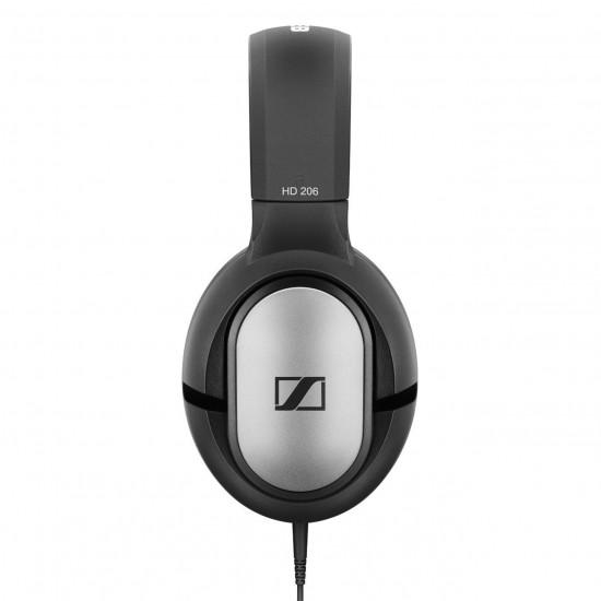 Sennheiser HD 206 Over Ear Headphones Deltapage.com