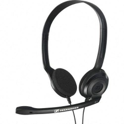 Sennheiser PC 3 CHAT Pc Stereo Headset With Noise Cancelling Microphone