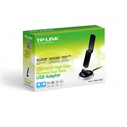 TP-Link Archer T9UH AC1900 High Gain Dual-Band Wi-Fi USB Adapter
