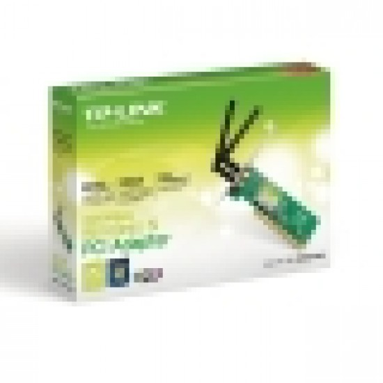TP-Link TL-WN851ND 300Mbps Wi-Fi N PCI Adapter Deltapage.com