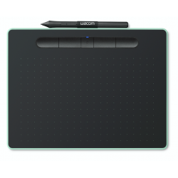 Wacom CTL-4100WL/E0-CX New Intuos Small Bluetooth Pistachio