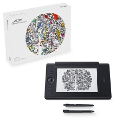 Wacom PTH-660/K1-CX Intuos Pro Medium Paper Edition