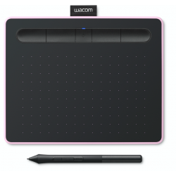Wacom CTL-4100WL/P0-CX New Intuos Small Bluetooth Berry