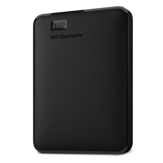 WD Element USB 3.0 Portable External HDD Black 1TB - WDBUZG0010BBK-EESN Deltapage.com
