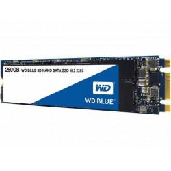 WD Blue 250 GB M.2 SSD WDS250G2B0B
