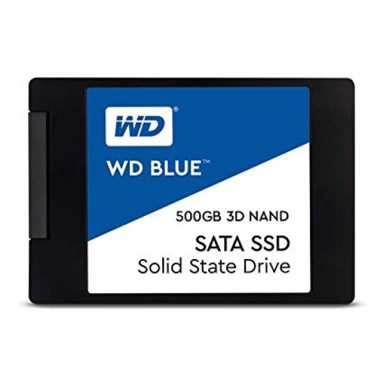 WD Blue 500 GB SATA SSD WDS500G2B0A Deltapage.com