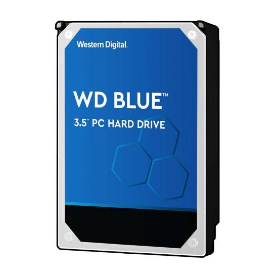 """WD Blue 5400 RPM 3.5"""" Desktop HDD 2TB - WD20EZRZ Deltapage.com"""