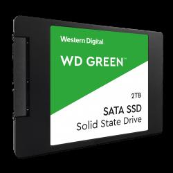WD Green 2TB SATA SSD WDS200T2G0A