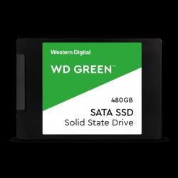 WD Green 480GB SATA SSD  WDS480G2G0A