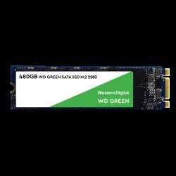 WD Green 480GB M.2 SSD WDS480G2G0B