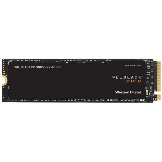 WD BLACK SN850 NVMe™ SSD 1TB PCIe Gen 4 x4 SSD WDS100T1X0E