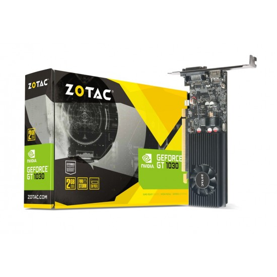 ZOTAC GT 1030 2GB GDDR5 ZT-P10300A-10L Deltapage.com