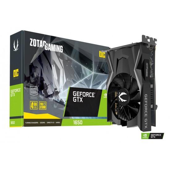 ZOTAC GTX1650 OC 4GB GDDR5 ZT-T16500F-10L Deltapage.com