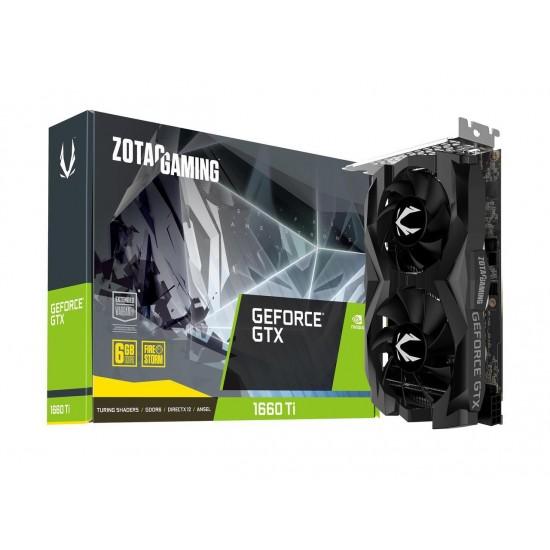 ZOTAC GTX1660 TI 6GB GDDR6 ZT-T16610F-10L Deltapage.com