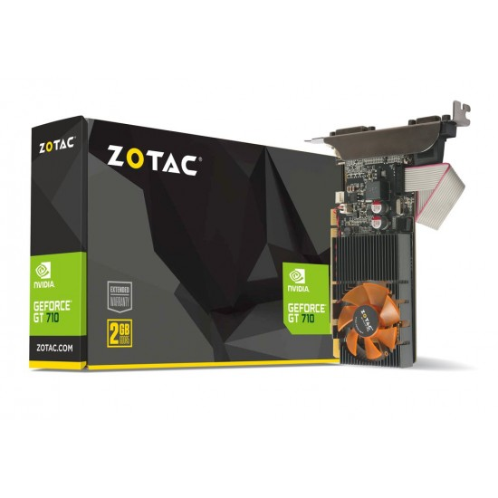 ZOTAC GeForce GT 710 ZONE EDITION 2GB DDR3 Deltapage.com