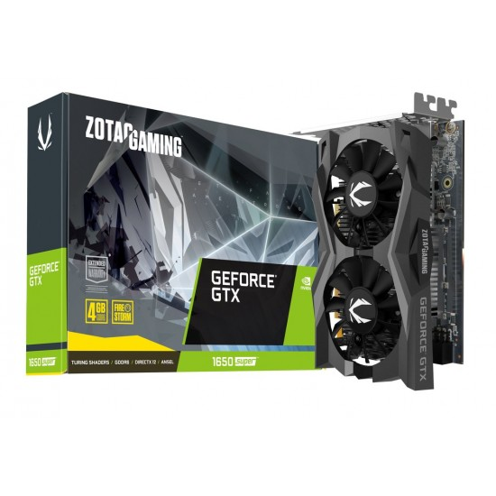 ZOTAC Gaming GEFORCE GTX1650 SUPER 4GB GDDR6 ZT-T16510F-10L Deltapage.com