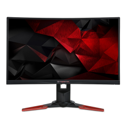 Acer Monitor Curve Z271U Up to 165 Hz WQHD (2560 x 1440) 1 Ms NVIDIA G-SYNC™