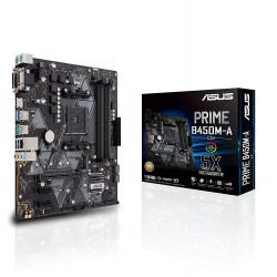 Asus MotherBoard B450 Chipset PRIME-B450M-A