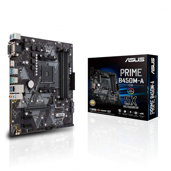 Asus MotherBoard B450 Chipset PRIME-B450M-A Deltapage.com