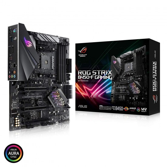 Asus MotherBoard B450 Chipset STRIX-B450-F-GAMING Deltapage.com