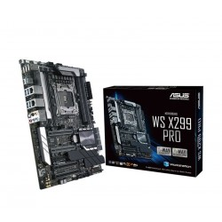 Asus MotherBoard X299 Chipset WS-X299-PRO