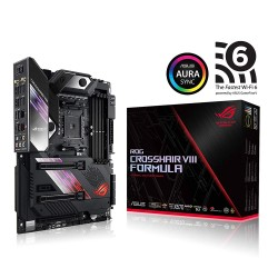 Asus MotherBoard X570 Chipset CROSSHAIR-VIII-FORMULA