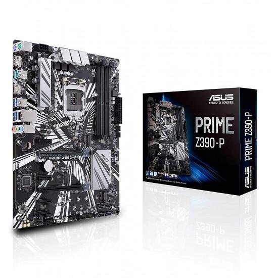 Asus MotherBoard Z390 Chipset PRIME-Z390-P Deltapage.com