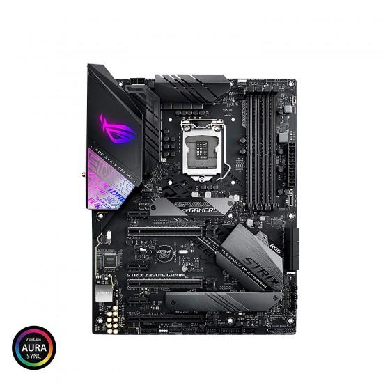Asus MotherBoard Z390 Chipset STRIX Z390-E GAMING Deltapage.com