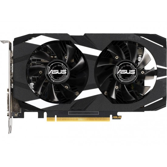 Asus Nvidia Geforce GTX 1650 OC 4GB DUAL-GTX1650-O4G Deltapage.com