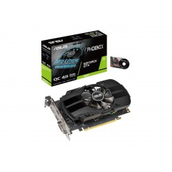 Asus Nvidia Geforce GTX 1650 OC 4GB PH-GTX1650-O4G