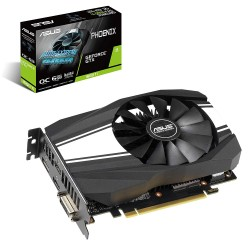 Asus Nvidia GeForce GTX1660 Ti OC 6GB DDR6 PH-GTX1660TI-O6G
