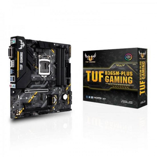 Asus MotherBoard B365 Chipset TUF-B365M-PLUS-GAMING Deltapage.com