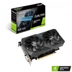 Asus Nvidia Geforce GTX 1660 Super 6GB DUAL-GTX1660S-6G-MINI