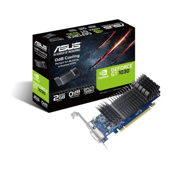 ASUS GeForce® GT 1030 2GB GDDR5 for silent HTPC build