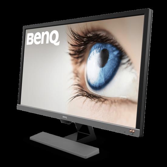 "Benq Monitor EL2870U 28"" Premium Series 4K, HDR, 1Ms, FreeSync, DP, Speaker Deltapage.com"