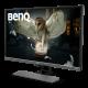 "Benq Monitor EW3270U 32"" Premium Series 4K, HDR, 1Ms, FreeSync, DP, Type C, Speaker Deltapage.com"
