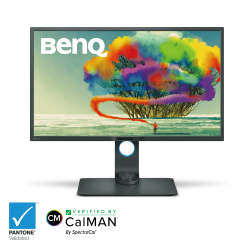 "Benq Monitor PD3200U 32"" Editing Series 4K, IPS, UHD, CAD/CAM"