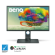 "Benq Monitor PD3200U 32"" Editing Series 4K, IPS, UHD, CAD/CAM Deltapage.com"