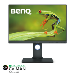 "Benq Monitor SW240 24"" Editing Series IPS, Full HD, 99% Adobe RGB"