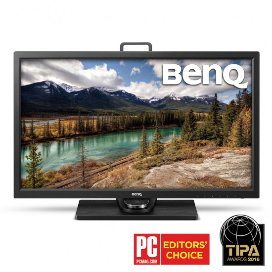 "Benq Monitor SW2700PT 27"" Editing Series 2K, IPS, QHD, 100 Srgb Deltapage.com"