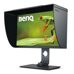 "Benq Monitor SW270C 27"" Editing Series 2K, IPS, QHD, 100% Rec 709, sRGB, 99%, AdobeRGB, HDR10, Type C"