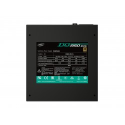 Deepcool 850 Watts V2 80 Plus Gold SMPS Fully Modular DQ850-M-V2L