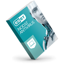 ESET NOD32 Antivirus 1 User 1 Year