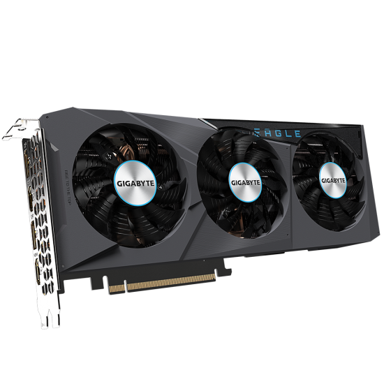 Gigabyte Nvidia GeForce RTX 3070 EAGLE OC 8G GV-N3070EAGLE OC-8GD