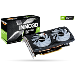 Inno3D GeForce GTX 1660 SUPER TWIN X2 OC RGB DDR6