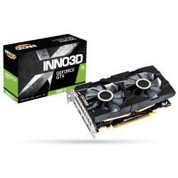 Inno3D GeForce GTX 1660 Ti Twin X2 6GB GDDR6 N166T2-06D6-1710VA15