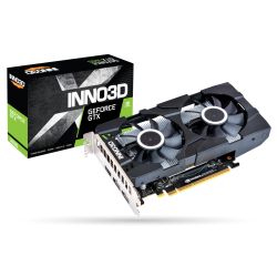Inno3D GeForce GTX 1650 TWIN X2 OC 4GB GDDR5 N16502-04D5X-1510VA25