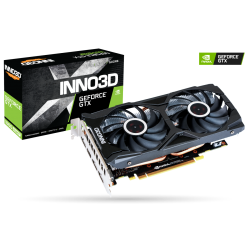 Inno3D GeForce GTX 1660 Super Twin X2 6GB N166S2-06D6-1712VA15L