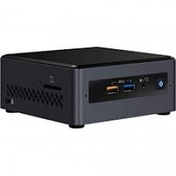 Intel NUC Kit NUC7CJYH  with Intel Celeron Processor